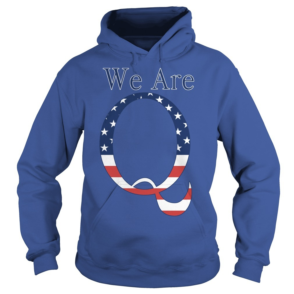 Steven Carr We Are Q Hoodie