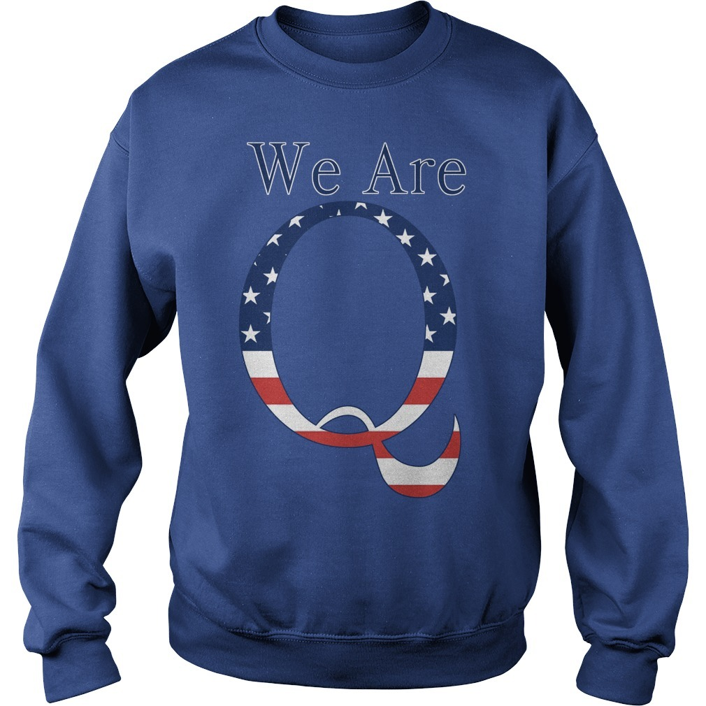 Steven Carr We Are Q Sweater