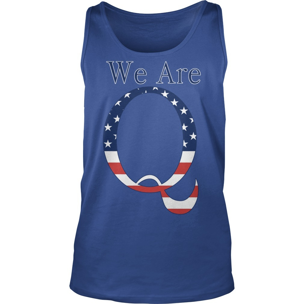 Steven Carr We Are Q Tank Top