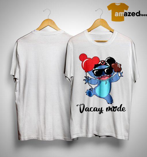 Stitch Mickey Vacay Mode Shirt