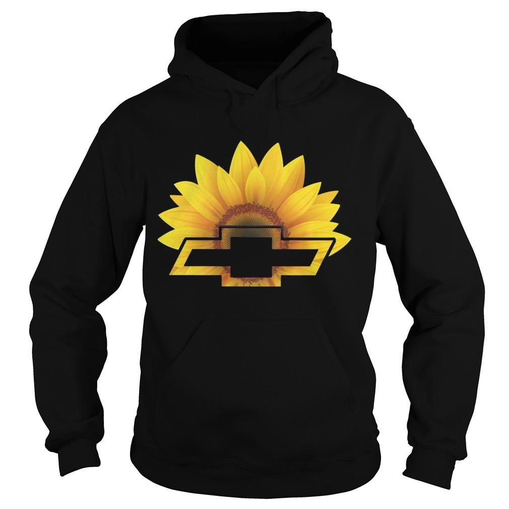 Sunflower Chevrolet Hoodie