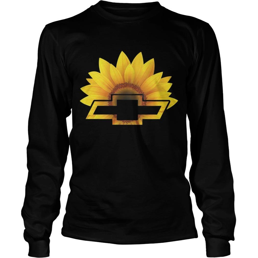 Sunflower Chevrolet Longsleeve Tee