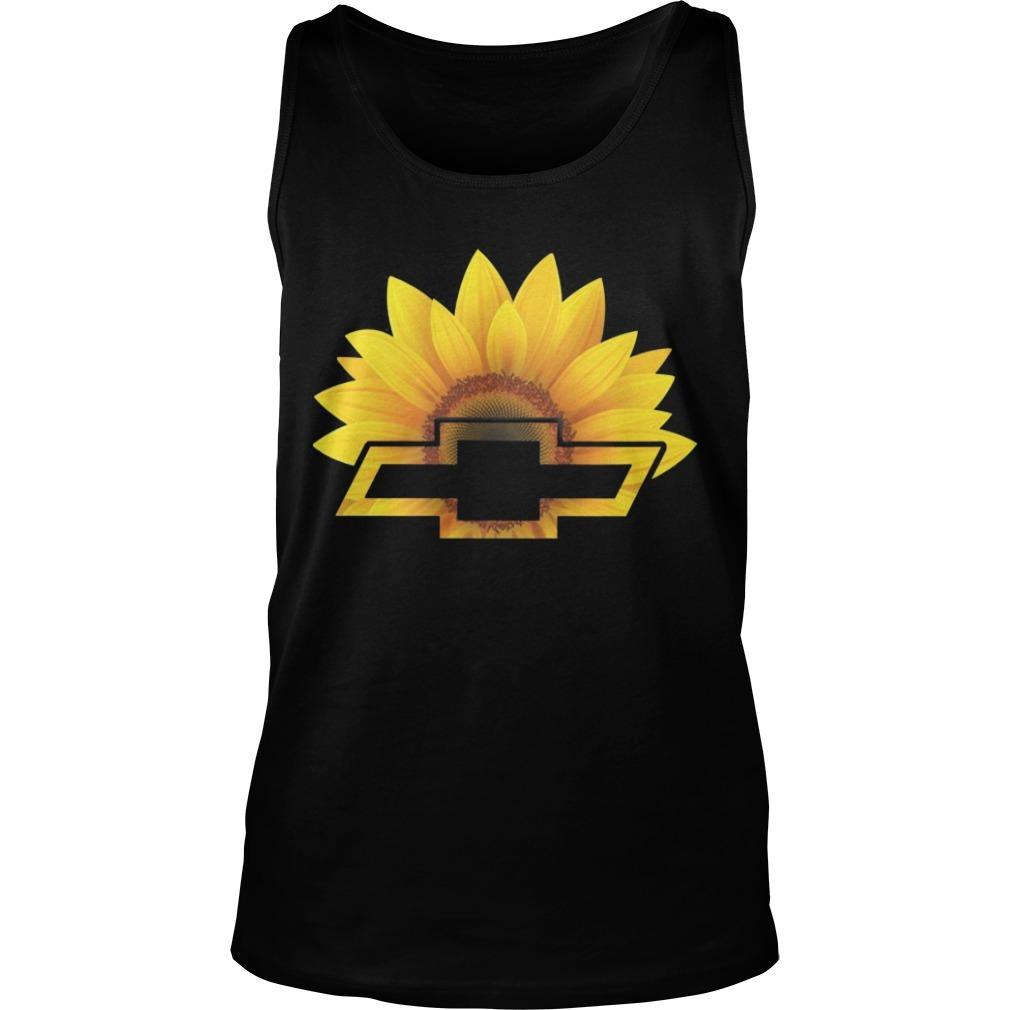 Sunflower Chevrolet Tank Top