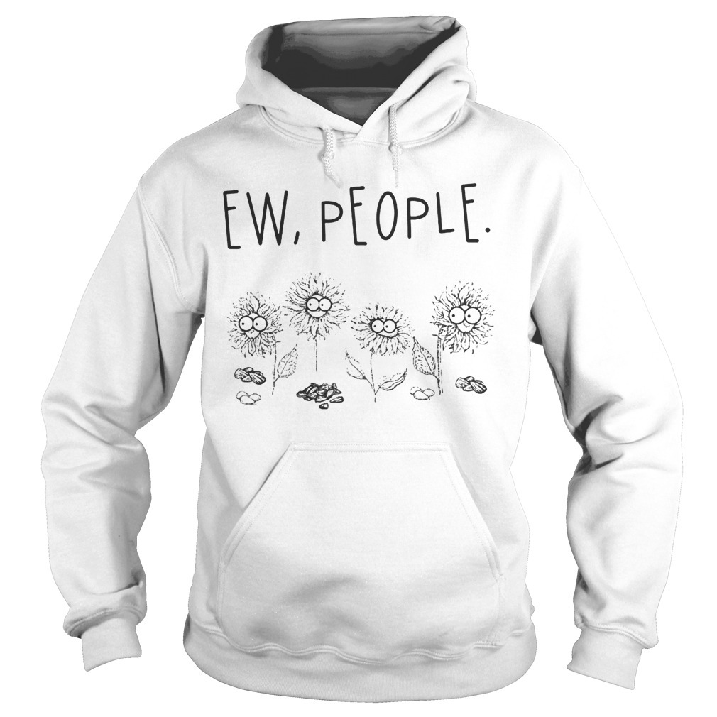 Sunflower Ew People Hoodie