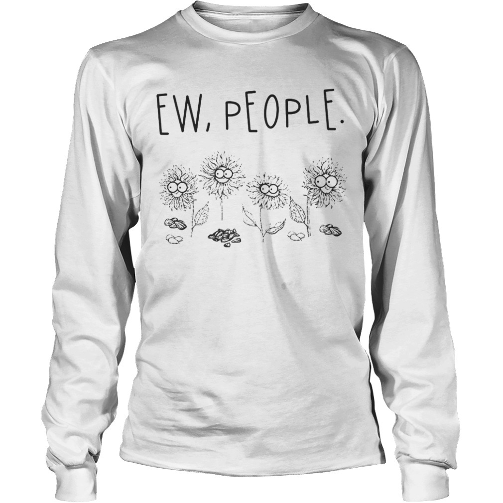 Sunflower Ew People Longsleeve Tee