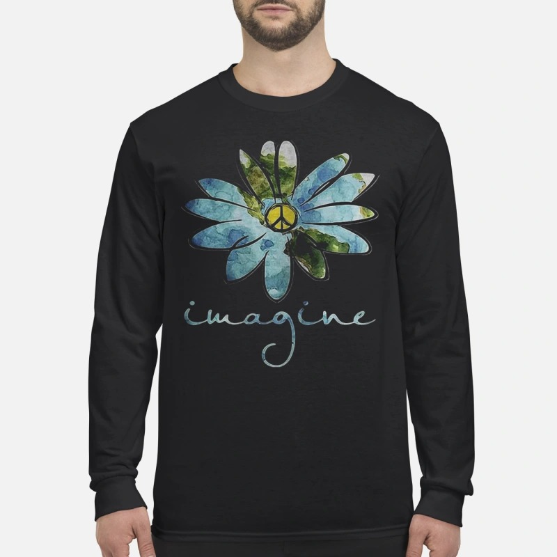 Sunflower Imagine Longsleeve Tee
