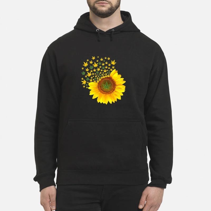 Sunflower Weed Hoodie