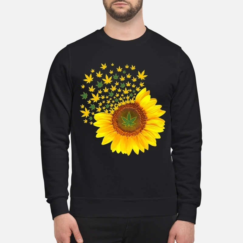 Sunflower Weed Sweater