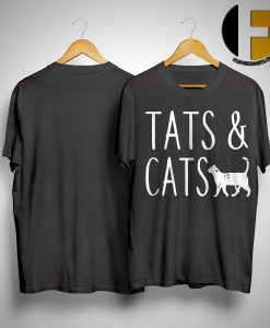 Tats And Cats Shirt