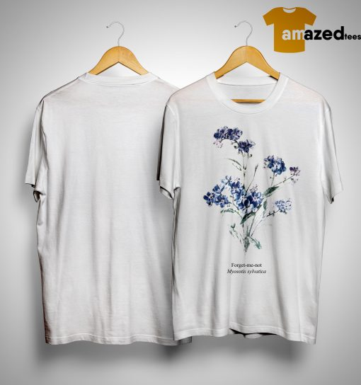 Taylor Swift Myosotis Sylvatica Forget Me Not Shirt