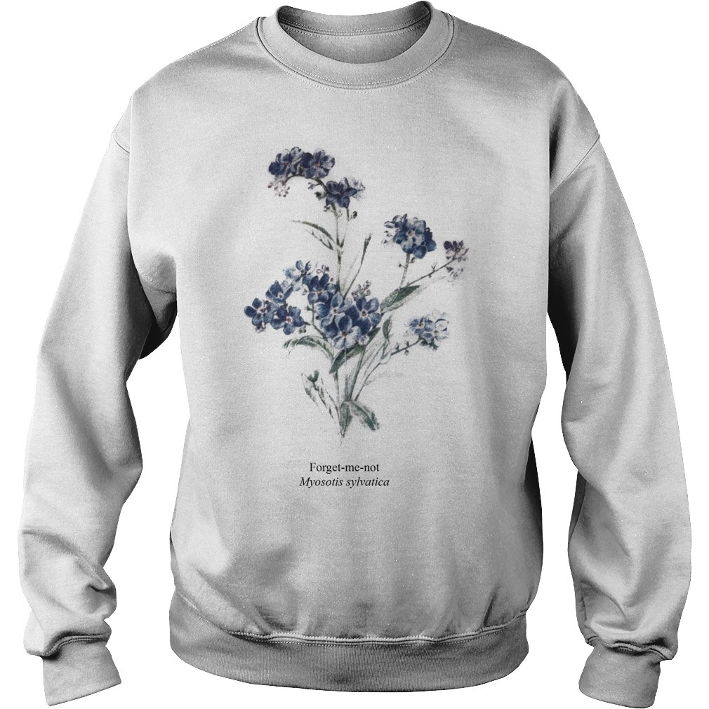 Taylor Swift Myosotis Sylvatica Forget Me Not Sweater