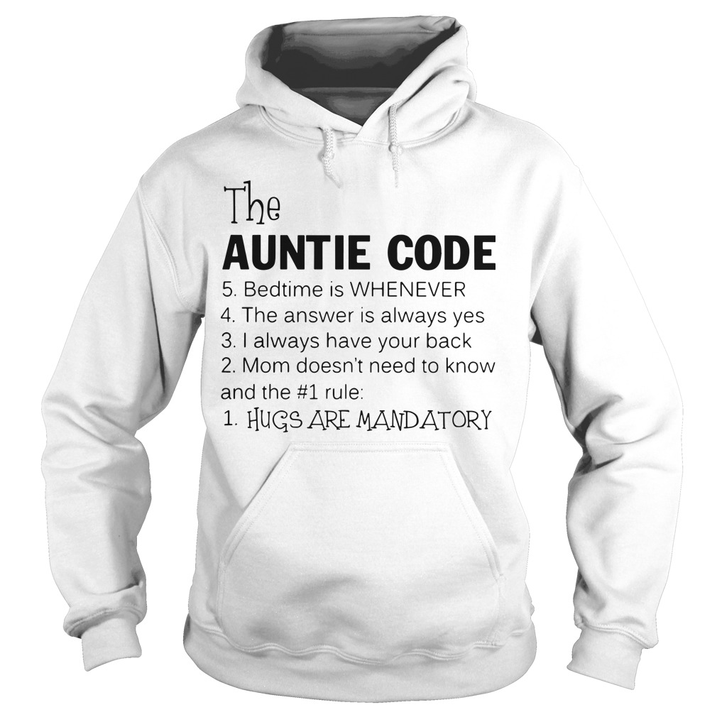 The Auntie Code Hoodie