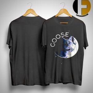The Flerken Goose Cat In The Moon Shirt