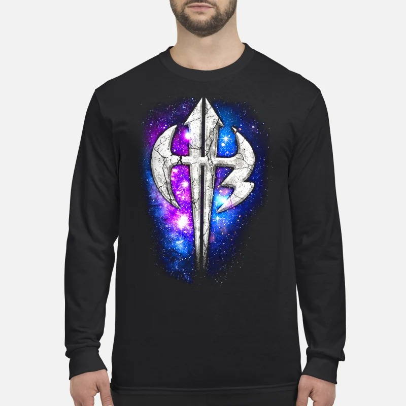 The Greatest Tag Team In All Of Space And Time Longsleeve Tee