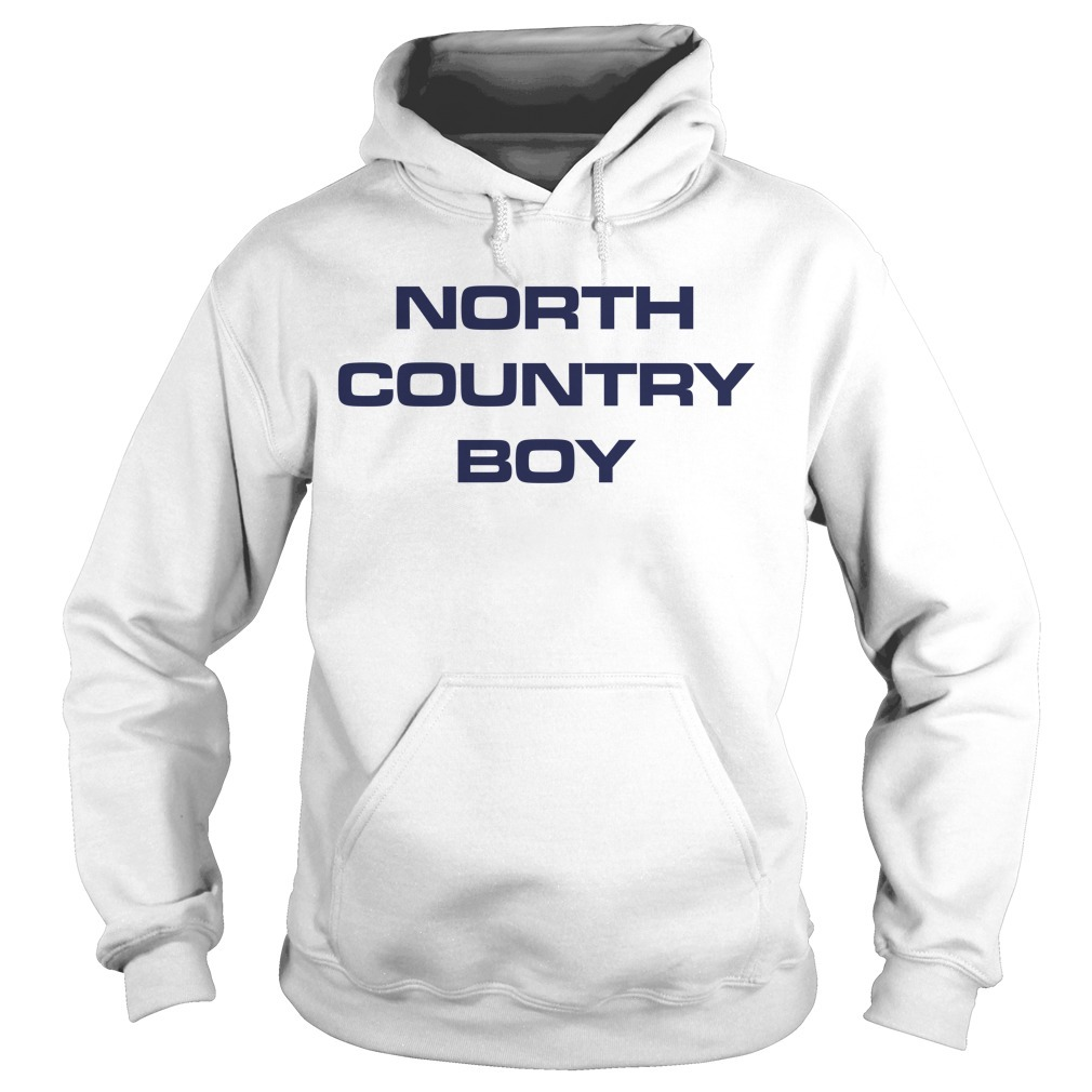 Tim Burgess North Country Boy Hoodie