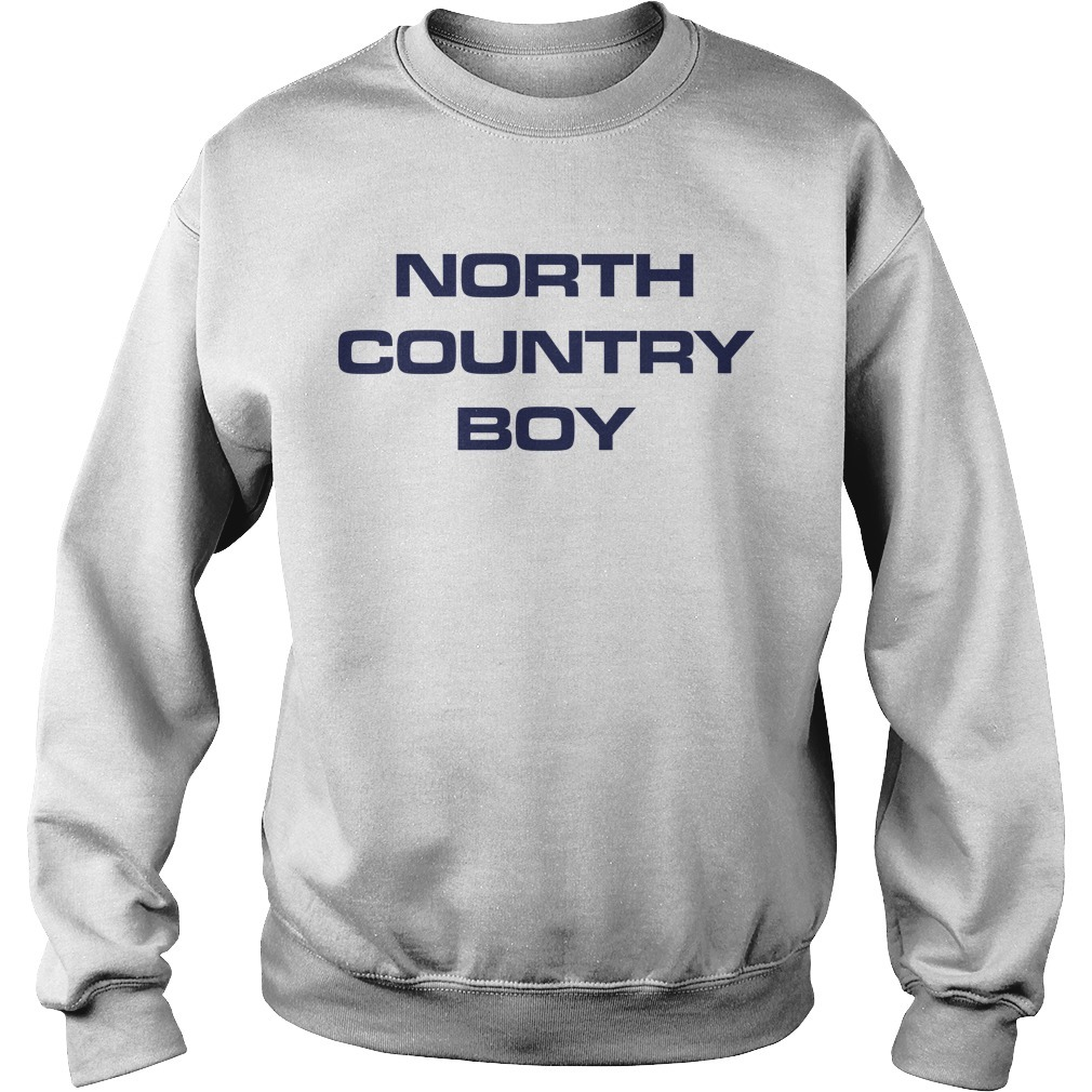 Tim Burgess North Country Boy Sweater