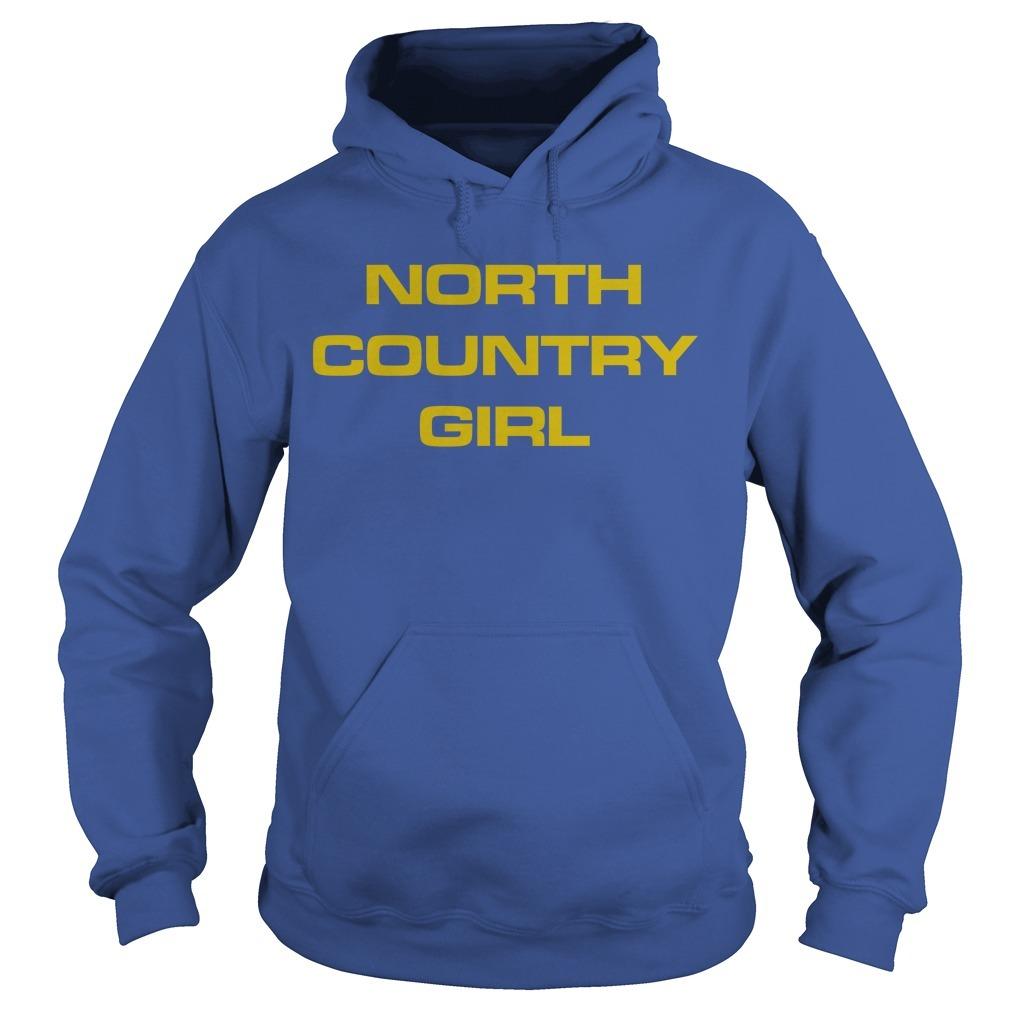 Tim Burgess North Country Girl Hoodie