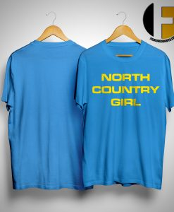 Tim Burgess North Country Girl Shirt