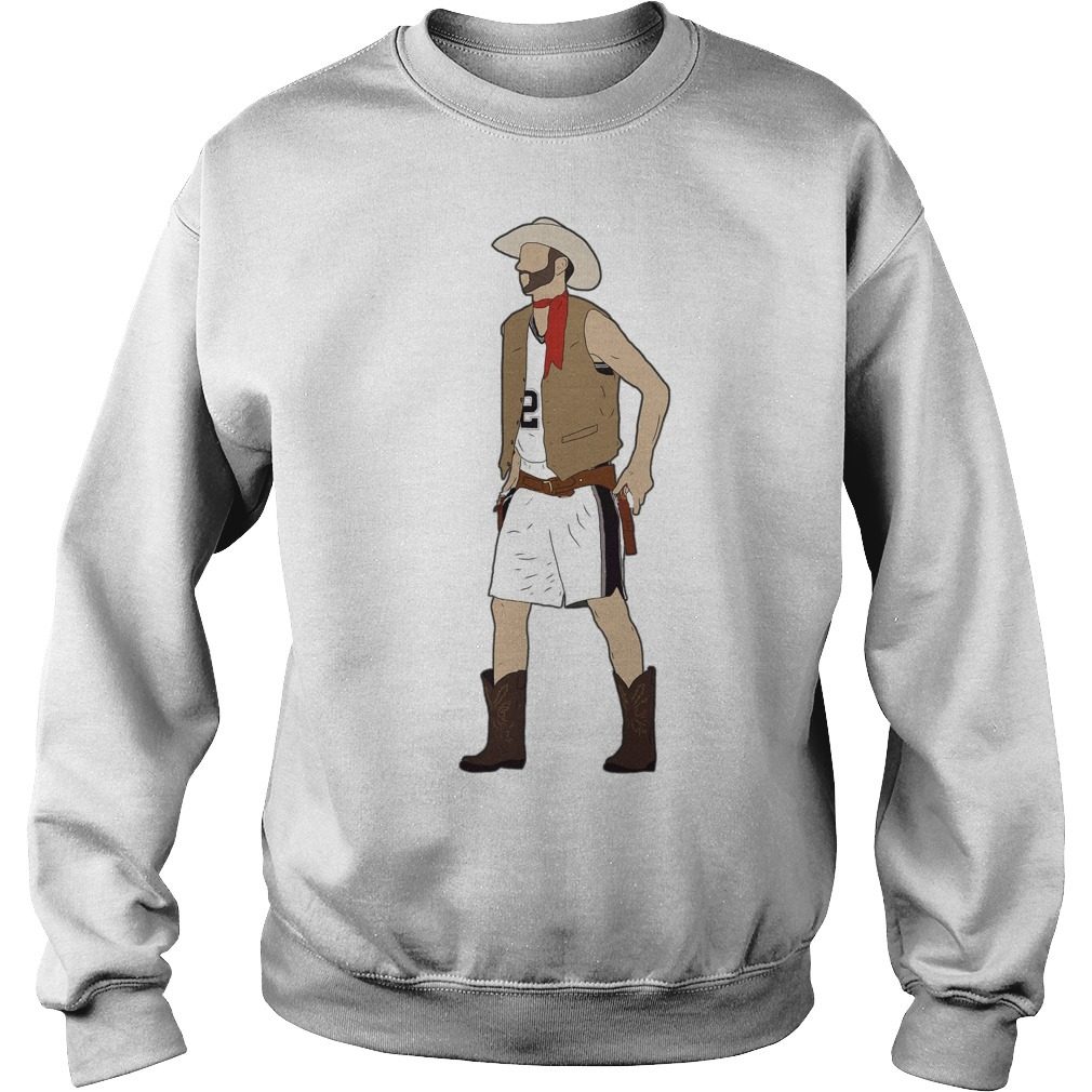 Tim Duncan Cowboy Manu Sweater