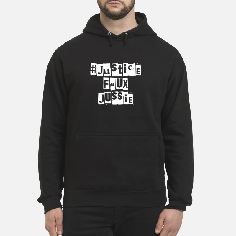 Tomi Lahren Justice Faux Jussie Hoodie