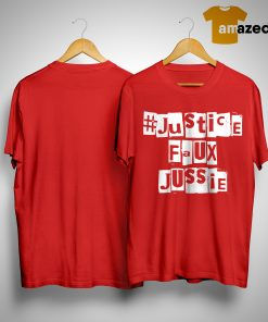 Tomi Lahren Justice Faux Jussie Shirt
