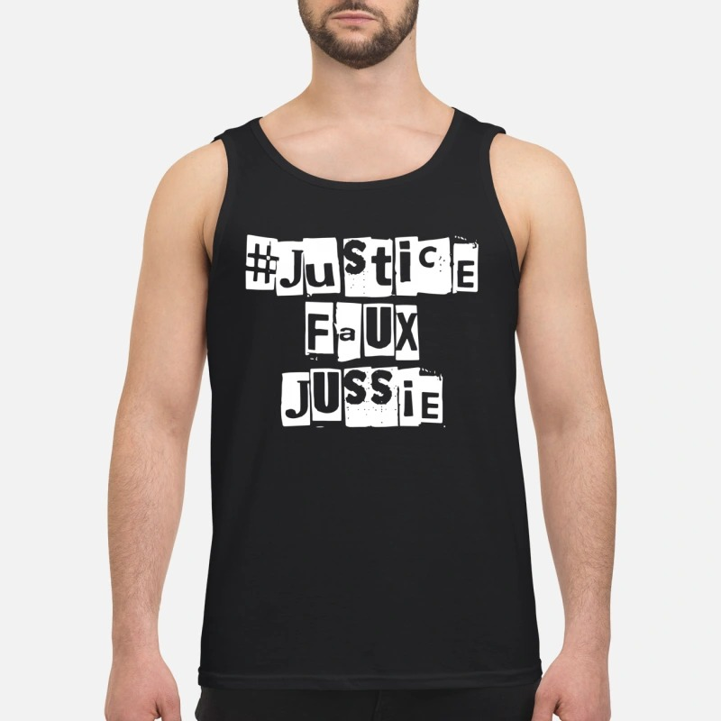 Tomi Lahren Justice Faux Jussie Tank TopTomi Lahren Justice Faux Jussie Tank Top