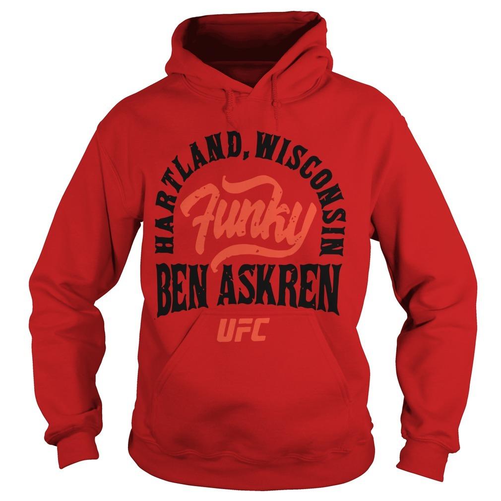 Ufc Ben Askren Hoodie