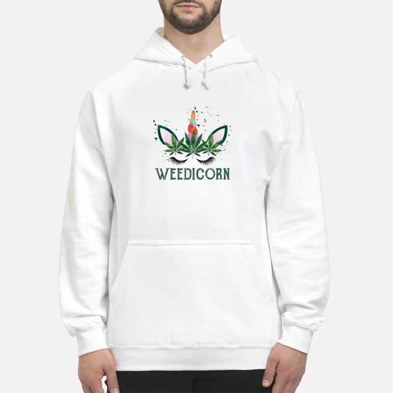 Unicorn Weedicorn Hoodie