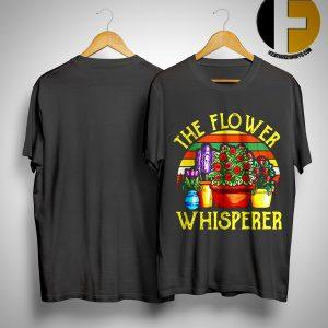 Vintage The Flower Whisperer Shirt