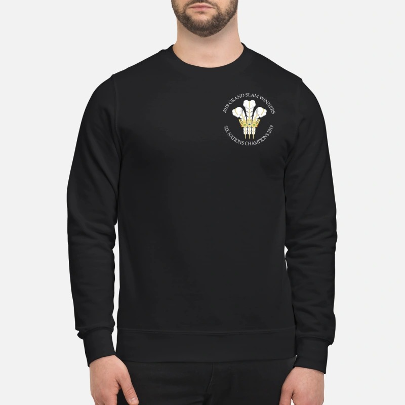 Wales Grand Slam 2019 Sweater