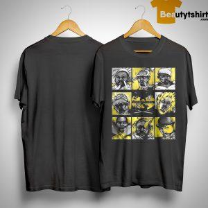 Wu Tang Clan Weaponry Shirt