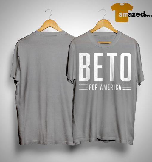 beto for america logo campaign shirt