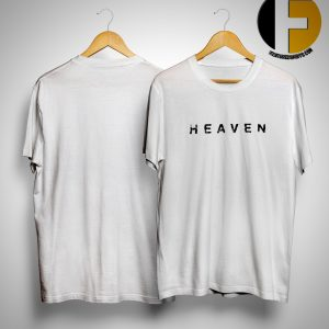 shawn mendes heaven t shirt