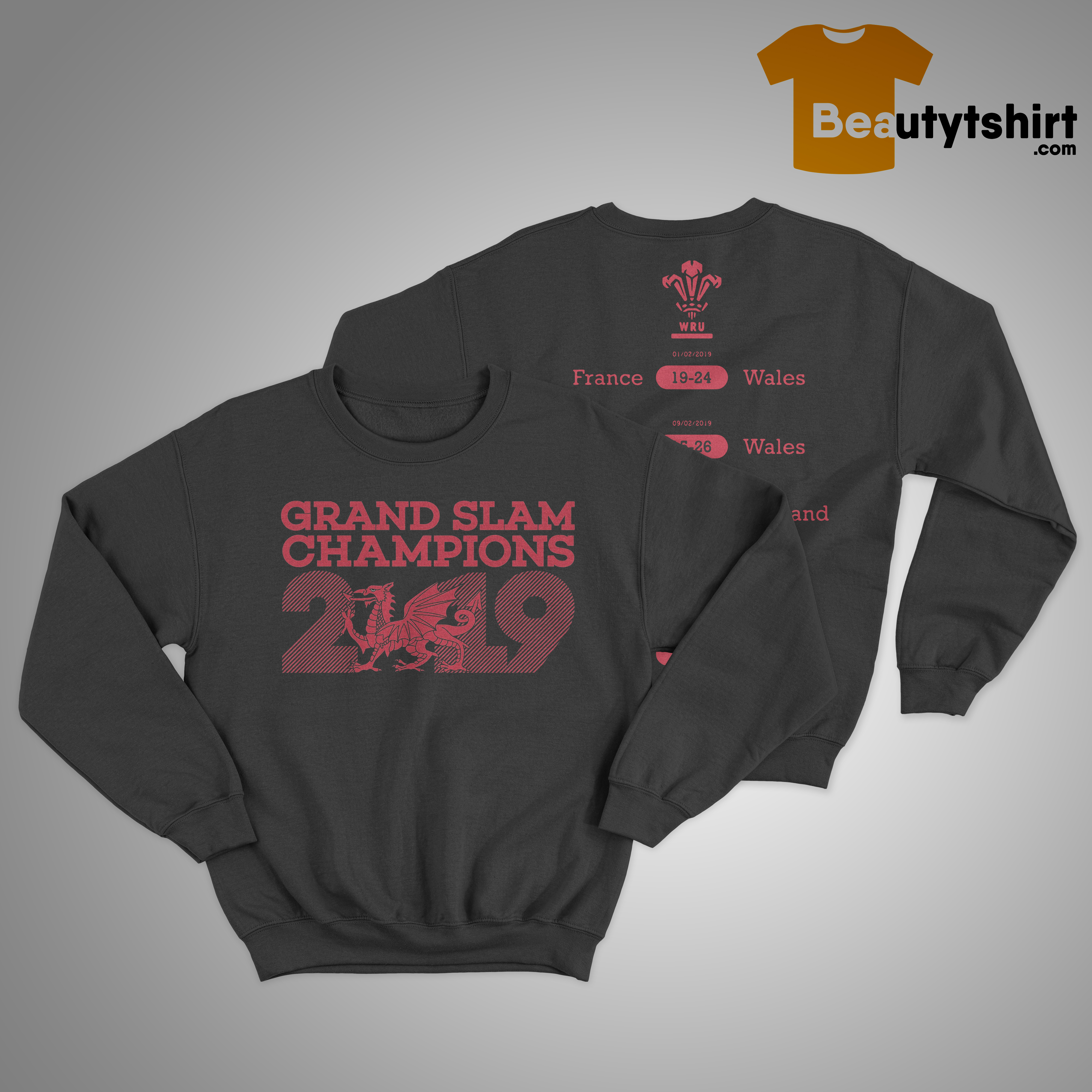 Wru Grand Slam Sweater 2019