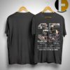 35 Years Of Bon Jovi Thank You For The Memories Shirt