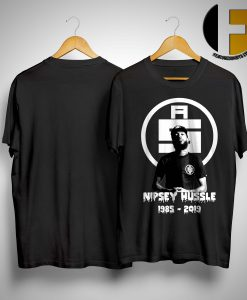 All Money In RIP Nipsey Hussle 1985 2019 Shirt