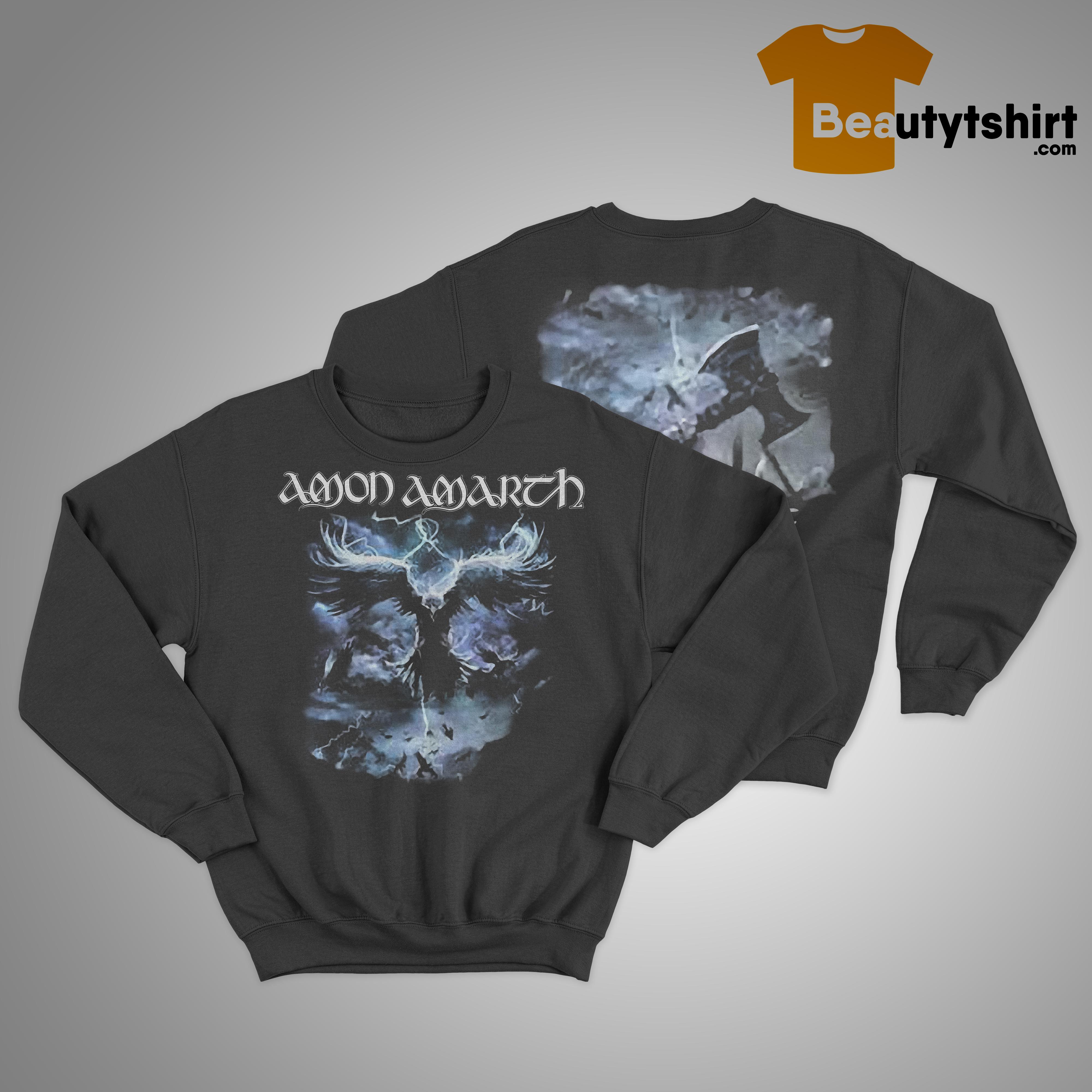 Amon Amarth Raven's Flight Sweater