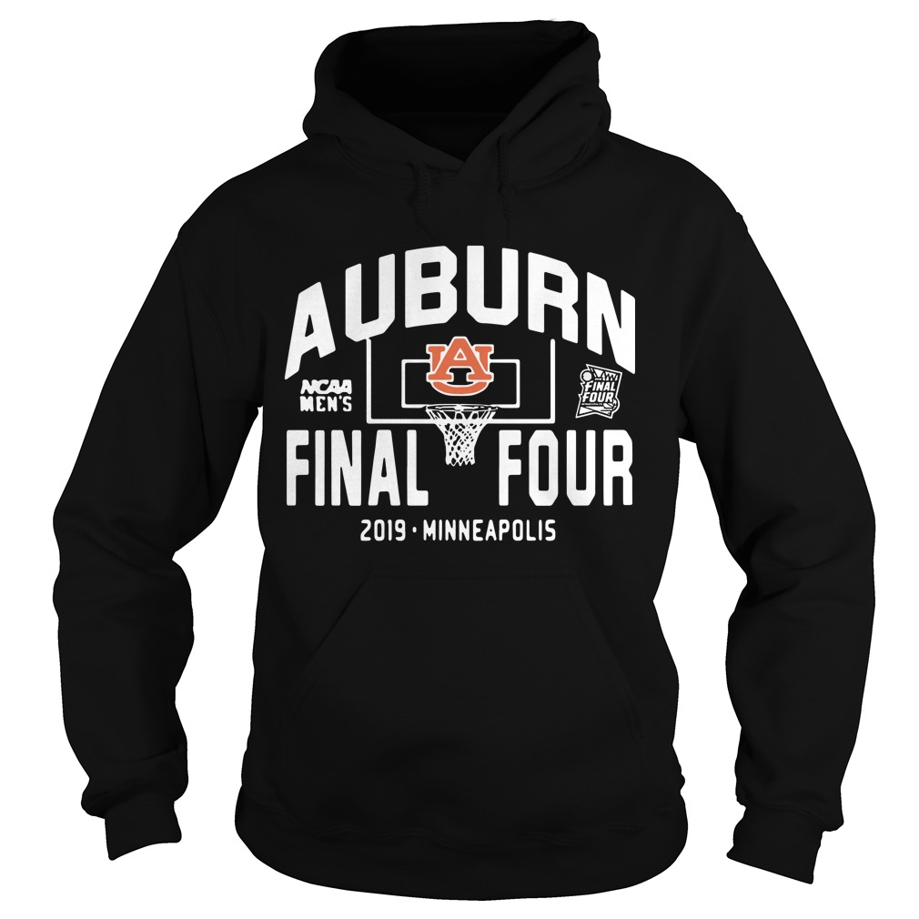 Auburn Tigers Final Four 2019 Minneapolis Hoodie