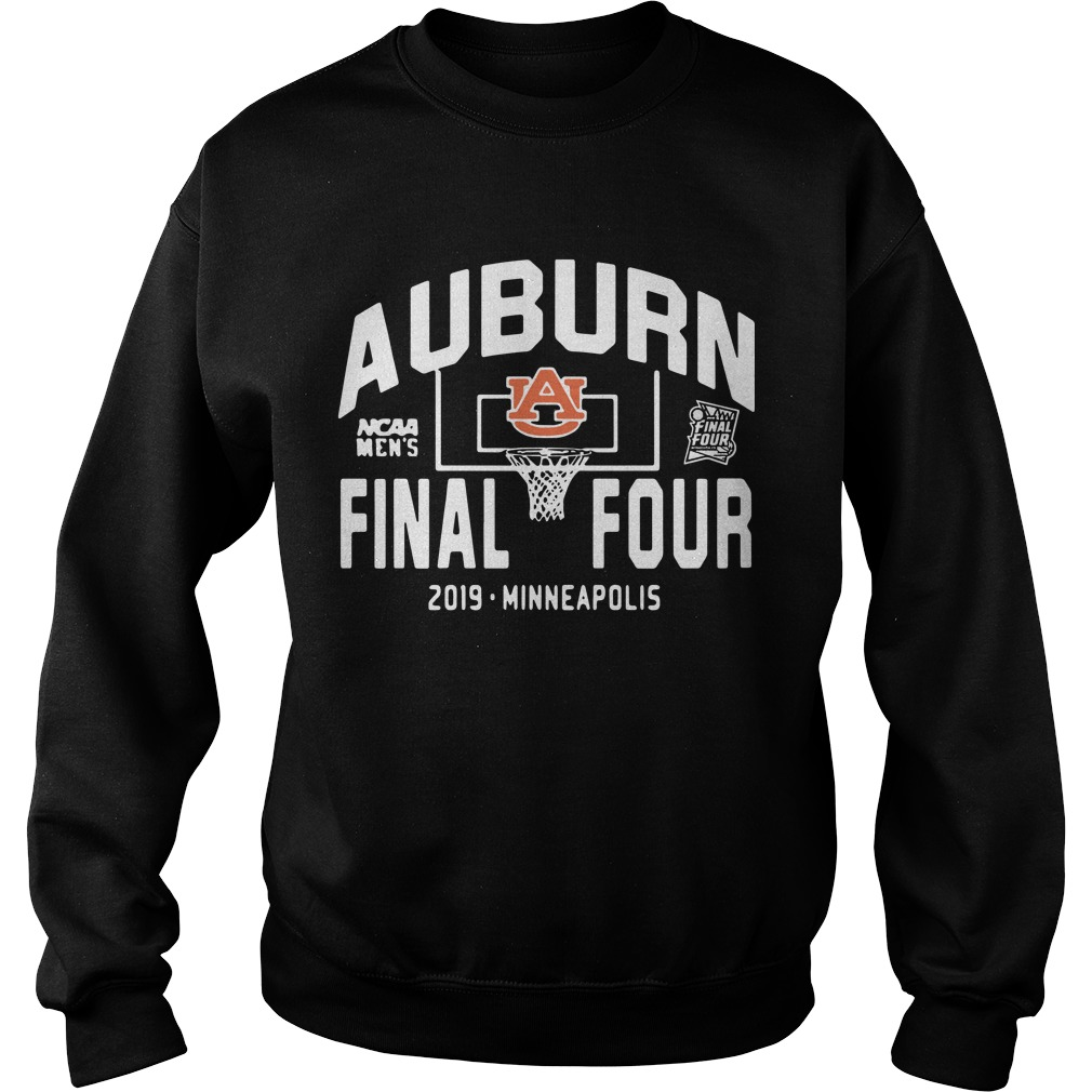 Auburn Tigers Final Four 2019 Minneapolis Sweater