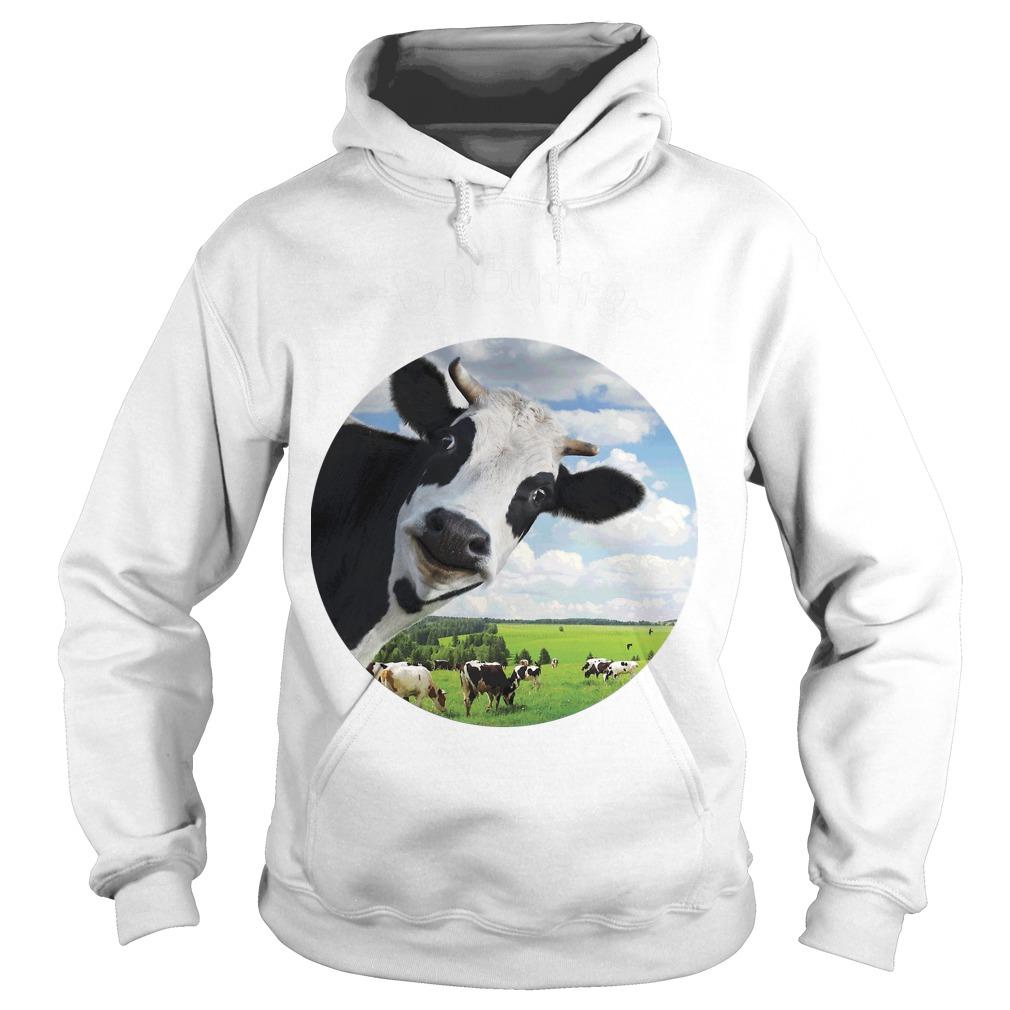 #BeButter Devins Nunes Cow Hoodie