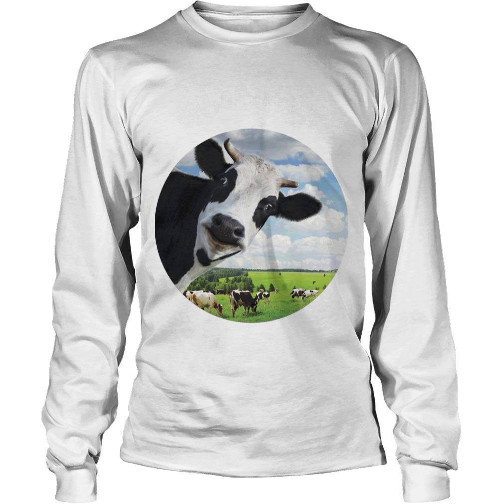 #BeButter Devins Nunes Cow Longsleeve Tee