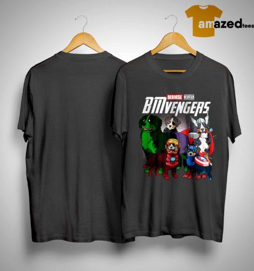 Bernese Mountain Bmvengers Shirt