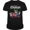 Boston Terrier BTvengers Shirt