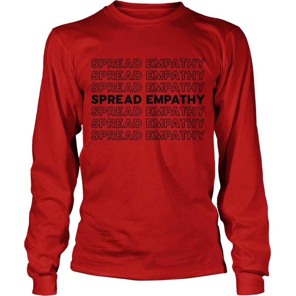 Buddy Project Spread Empathy Longsleeve Tee