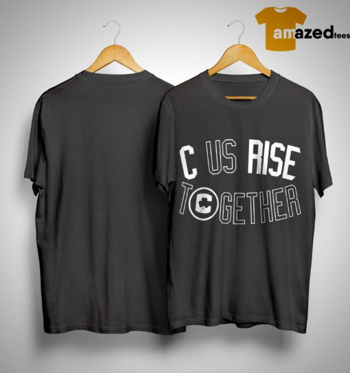 C US Rise Together Boston Playoff Shirt