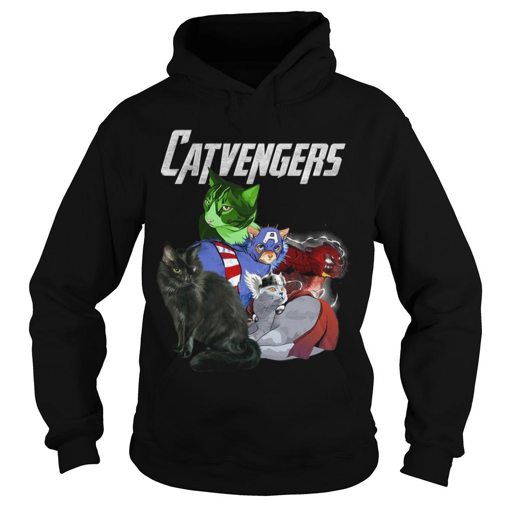 Catvengers Hoodie