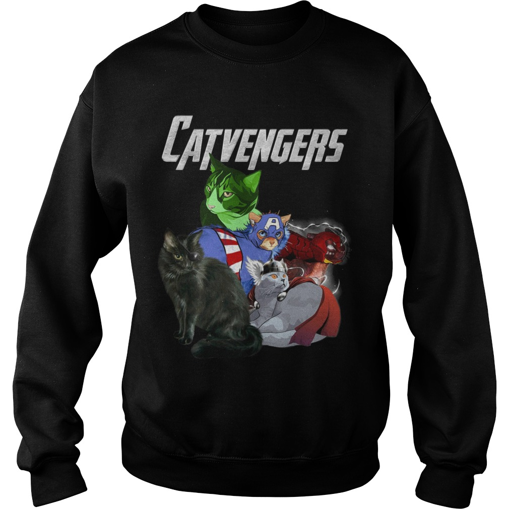Catvengers Sweater