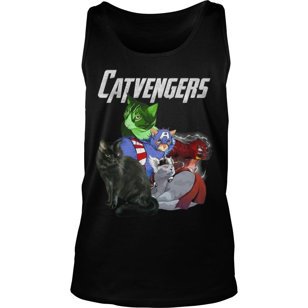 Catvengers Tank Top