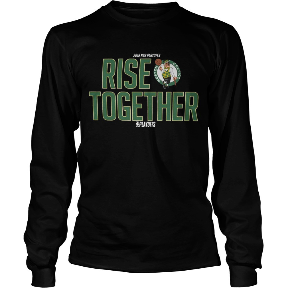 Celtics Rise Together Longsleeve Tee