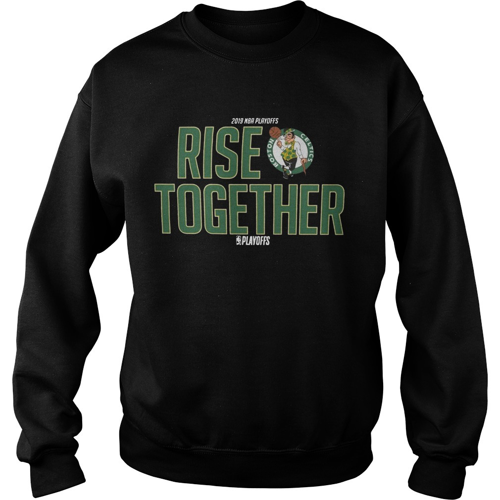 Celtics Rise Together Sweater